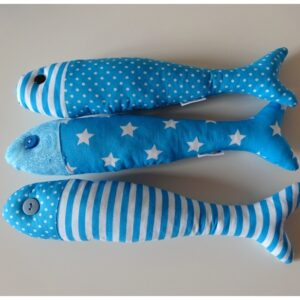 ryba hračka, dekorace do pokojíčku. jetobajo