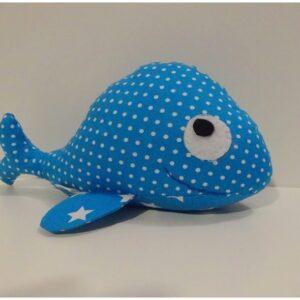 velryba hračka, dekorace do pokojíčku. jetobajo