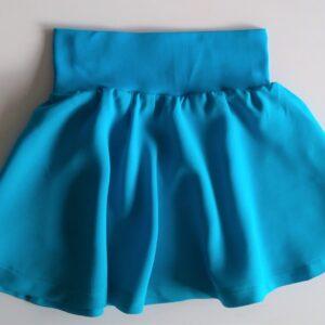 točivá dětská sukně