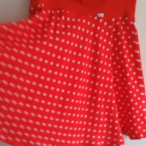 puntíkatá sukně dámská